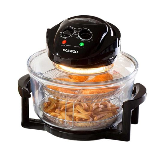 Half price Daewoo 17L Halogen Oven – just £29.99