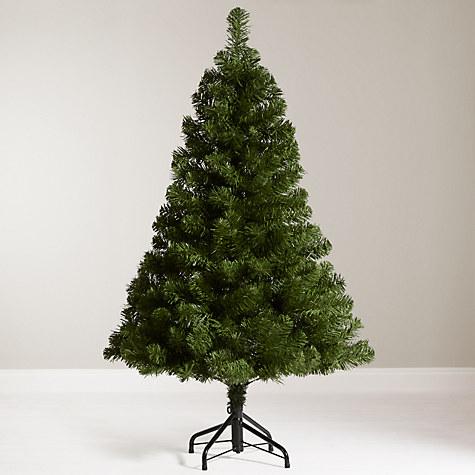 John Lewis The Basics 4ft Festive Fir Christmas Tree Now £17.50
