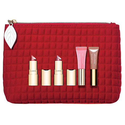 Clarins Lip Makeup Collection Gift Set