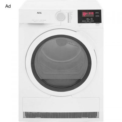 Image of AEG ProSense Technology Condenser Dryer