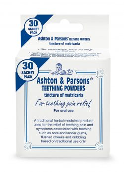 Image of a packet of Ashton & Parsons