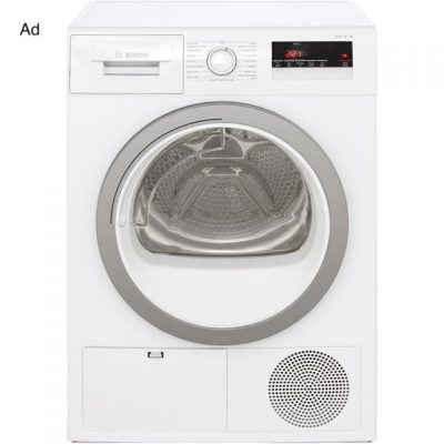 Bosch Serie 4 Condenser Tumble Dryer