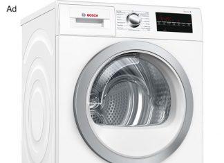 Image of Bosch Serie 6 Condenser Tumble Dryer