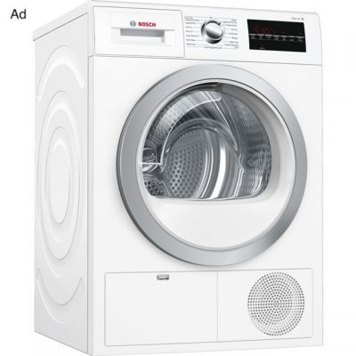 Image of Bosch Serie 6 Condenser Tumble Dryer