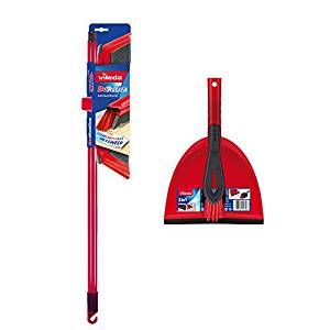 Image of broom and dustpan