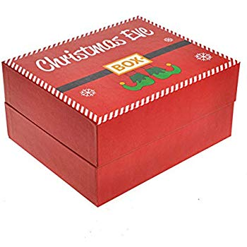 Picture of a Christmas Eve Elf Box