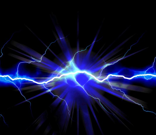 Picture of electricity bolt