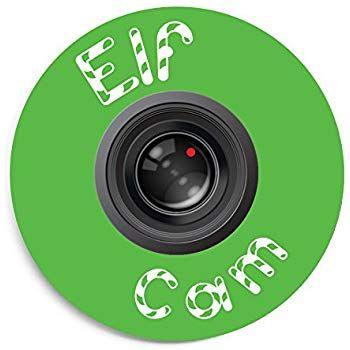 Elf Cam Fridge Magnet