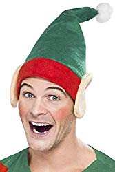 Image of elf hat with ears