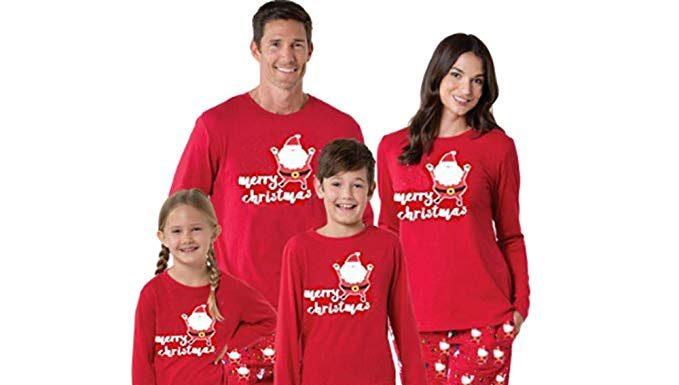 Family Santa Pyjamas