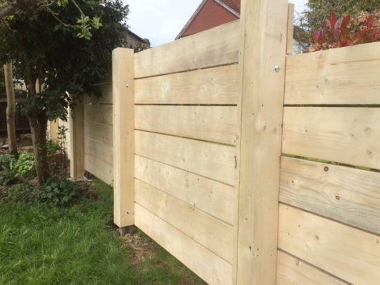 Image of scaffold fence panels