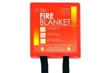 Image of fire blanket