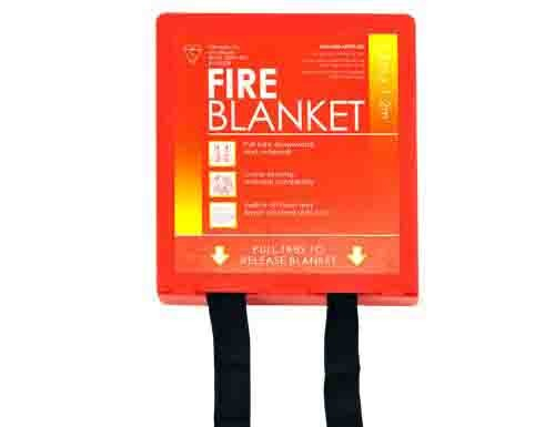 What is a Fire Blanket - Home Guide Expert