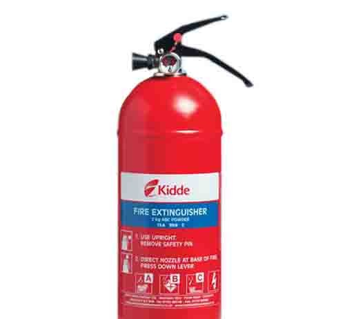 Image of fire extinguisher