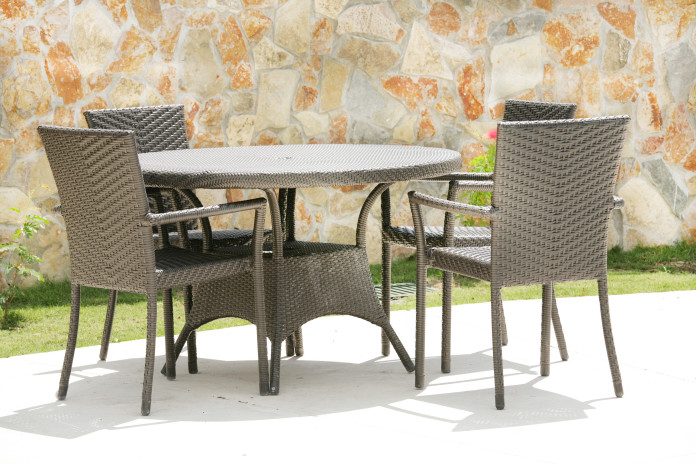 Image of garden furniture