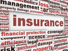 Image of the word Insurance