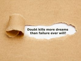 How to get rid of self-doubt - Home Guide Expert