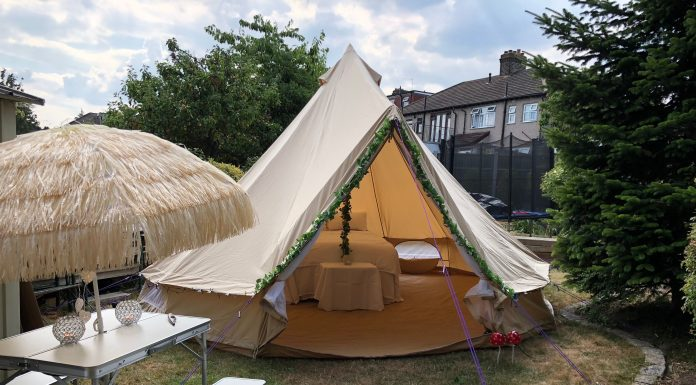 Image of 5m Bell Tent