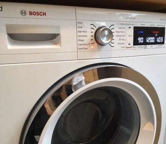 Image of a Washing Machine
