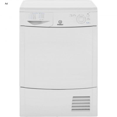 Image of Indesit Eco Time Condenser Tumble Dryer