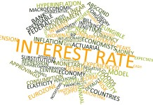 Picture of interest rates