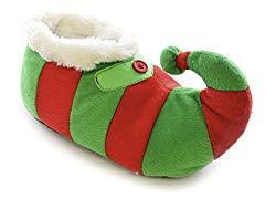Kids Elf Slippers