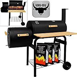 Image of charcoal BBQ