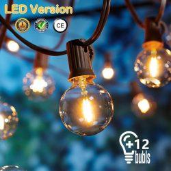Image of LED Version of Retro Lights