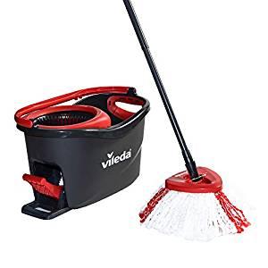 Image of Mop & Bucket