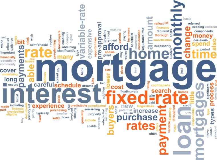 What is a mortgage and what types are there home guide for What type of loan do i need to buy land