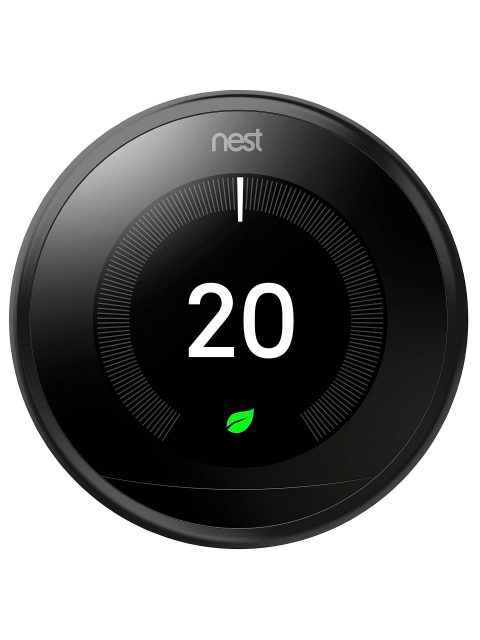 Image of a Nest Learning Thermostat