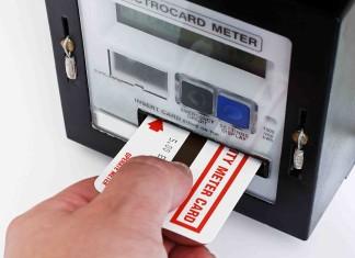 Image of prepayment meter