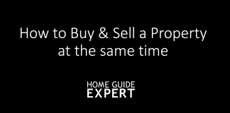 Image of the words How to Buy and sell a property at the same time