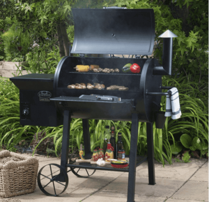 Image of a Pellet Grill