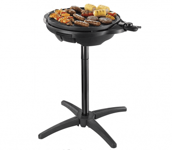 Image of Indoor and Outdoor electric BBQ grill