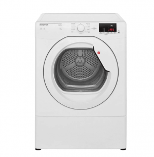 Hoover Link HLV9DG 9Kg Vented Tumble Dryer - White - C Rated