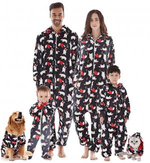 Flannel Christmas Pyjamas