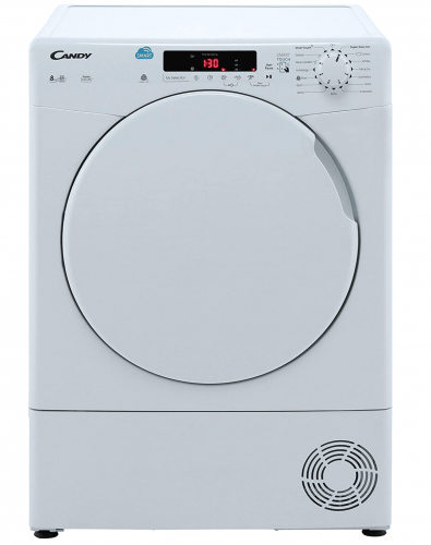 Candy Smart CSC8DF 8Kg Condenser Tumble Dryer - White [Energy Class B]