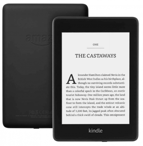"Kindle Paperwhite | Waterproof, 6"" High-Resolution Display, 32GB"