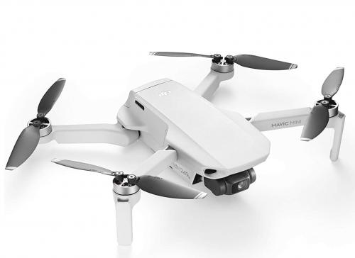 DJI Mavic Mini - Ultralight and Portable Drone