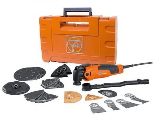 fein 72295261240 FMM350QSL MultiMaster TOP 230v, 350 W, 240 V, Orange
