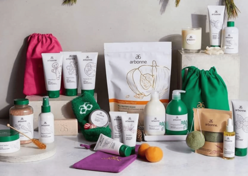 Cruelty free, gluten free and vegan sustainably sourced nutrition, make up and skin and body care