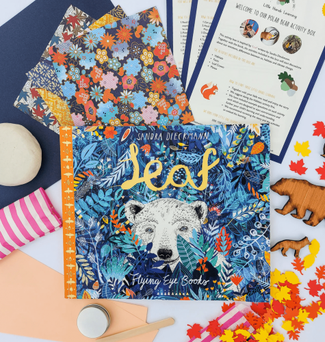 Monthly Subscription Kids Books