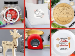 Christmas Personalised Gifts