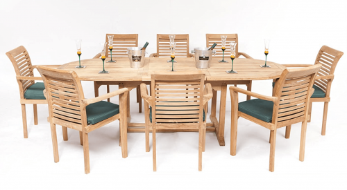 Teak Garden Dining Furniture