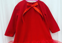Amy Rose Christmas Kidswear