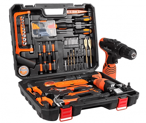 Complete Tool Set For The Home