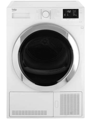 Beko DCR93161W 9Kg Condenser Tumble Dryer - White [Energy Class B]