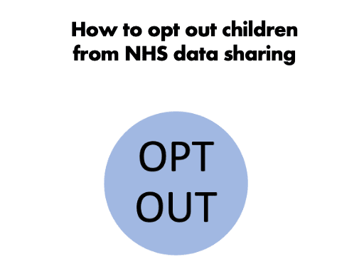 How to opt out children from NHS data sharing - Home Guide Expert