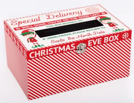 Christmas Eve Elf Box
